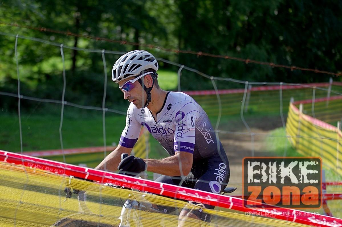 La Copa de España de ciclocross pasa por Alcobendas este próximo domingo