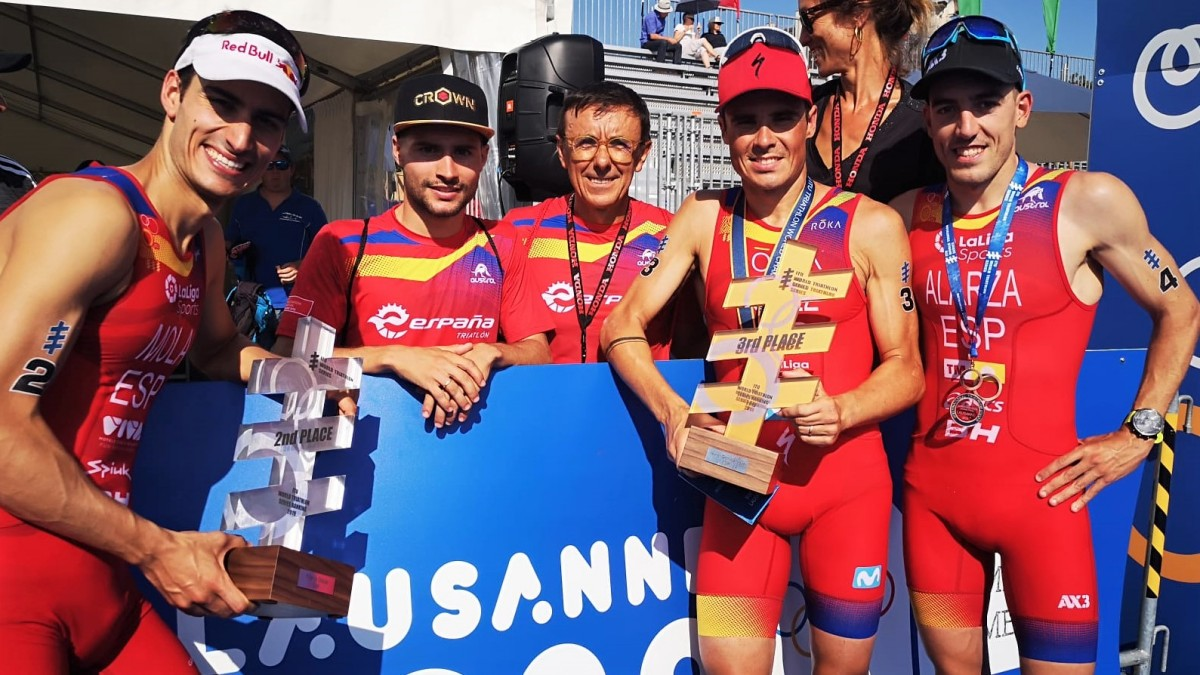 La FETRI destinara 100.000 euros en becas a los triatletas