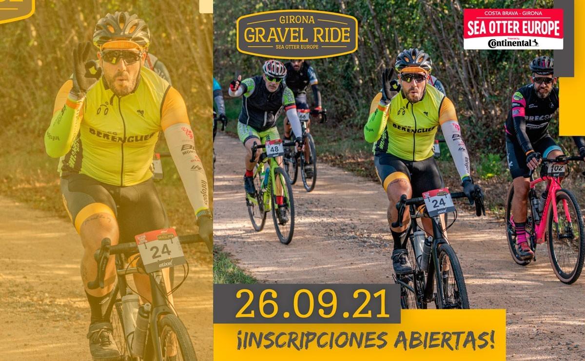 La Girona Gravel Ride abre inscripciones para su edición 2021