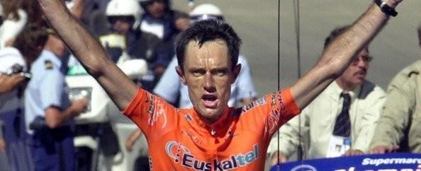 La gran victoria de Roberto Laiseka en el Tour de 2001 hoy en teledeporte
