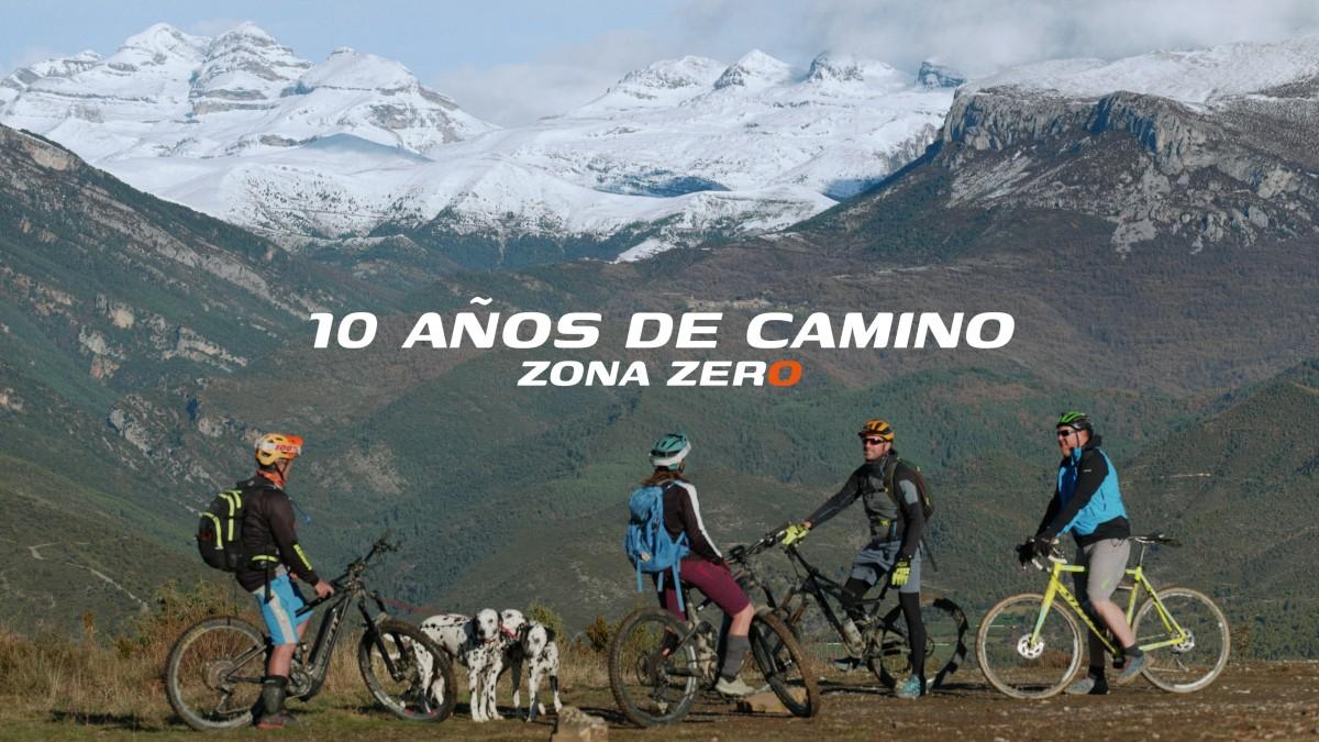 La historia de 10 años de Zona Zero Pirineos en imágenes