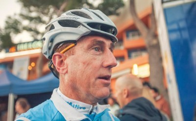 La Mallorca 312-Giant-Taiwan rinde homenaje a Sean Kelly