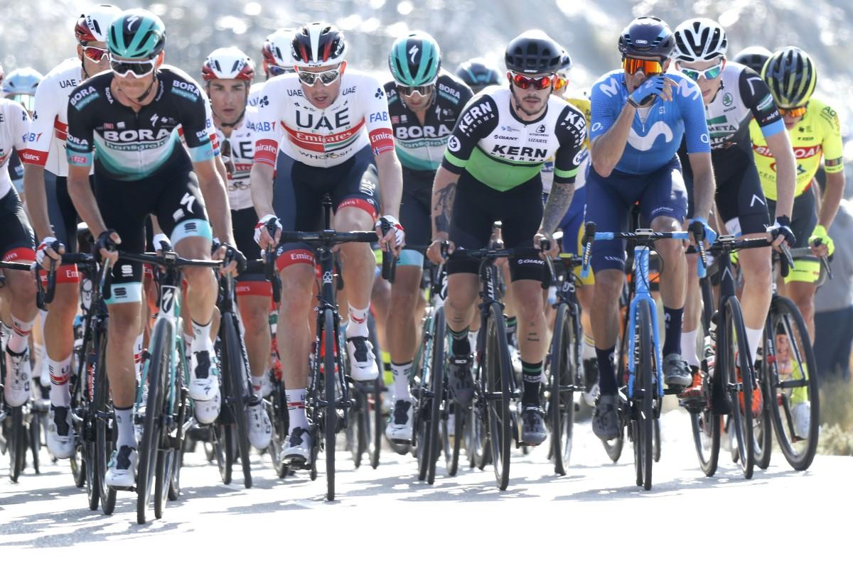 La plantilla del Equipo Kern Pharma es la más joven de la elite del ciclismo