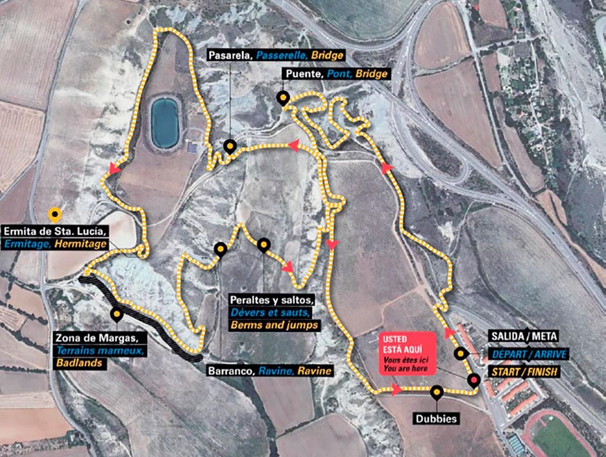 La segunda prueba del Open de España de XCO en Sabiñánigo
