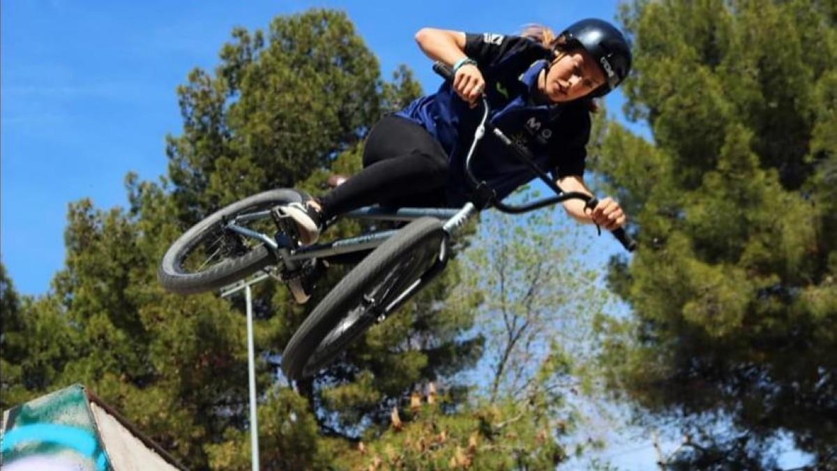 La Selección Española de BMX Freestyle se concentra en Tossa de Mar