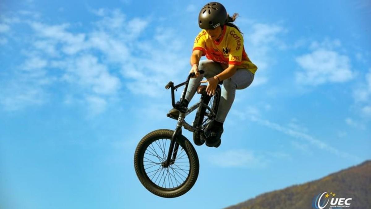 La Selección Española de BMX viaja a Chengdu