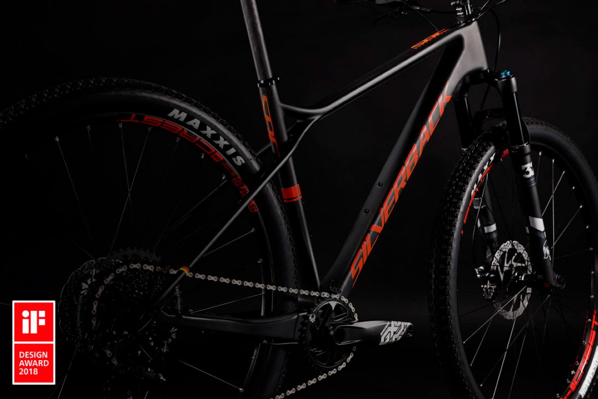 La Silverback SBC SUPERSPEED Gana el iF Design Award