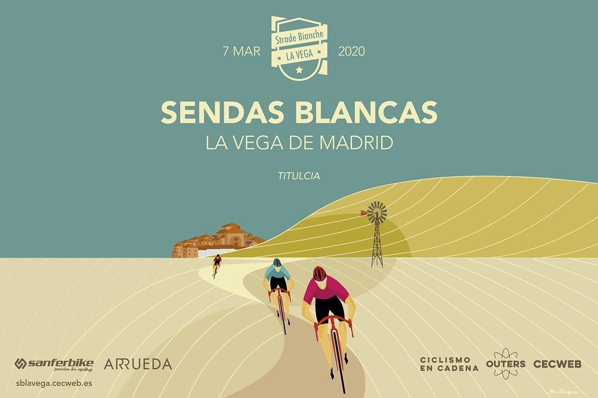 La Strade Bianche La Vega 2020 se celebrará el 7 de marzo