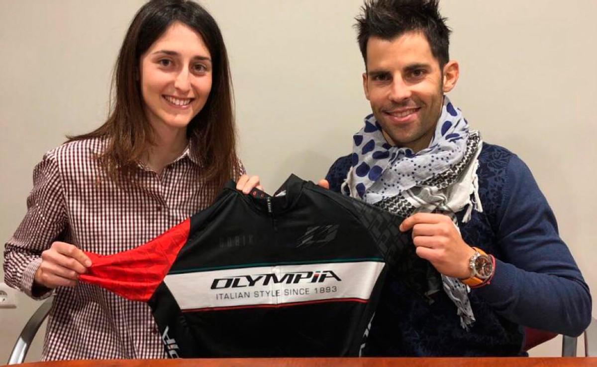 La subcampeona de España Elena Lloret se incorpora al Olympia Team