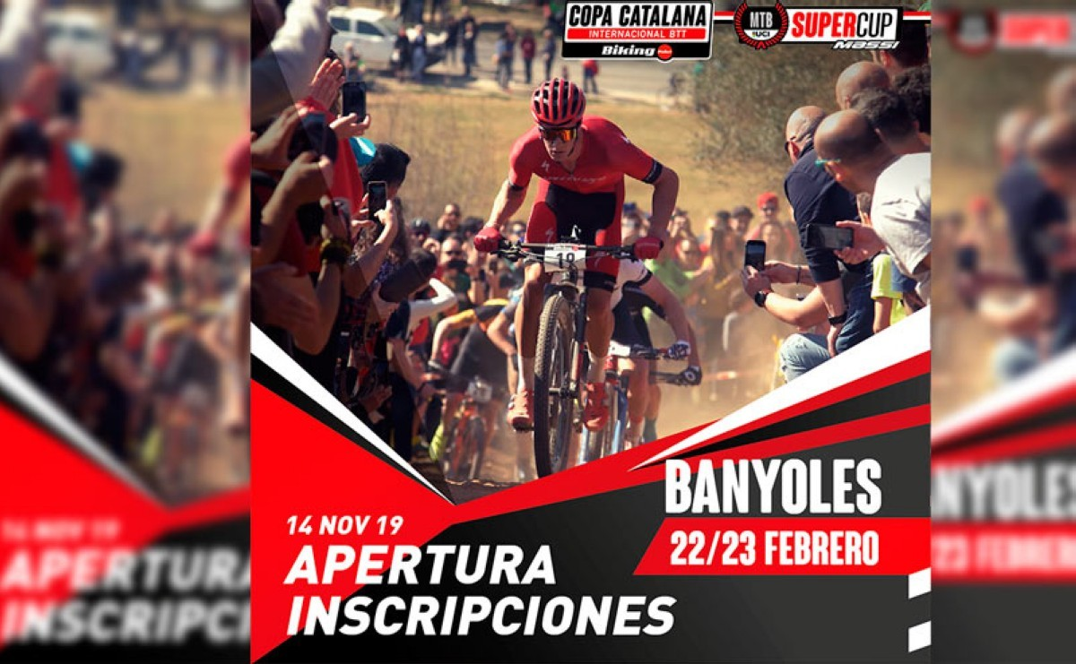 La Super Cup Massi de Banyoles será Hors Categorie y UCI Junior Series también en 2020