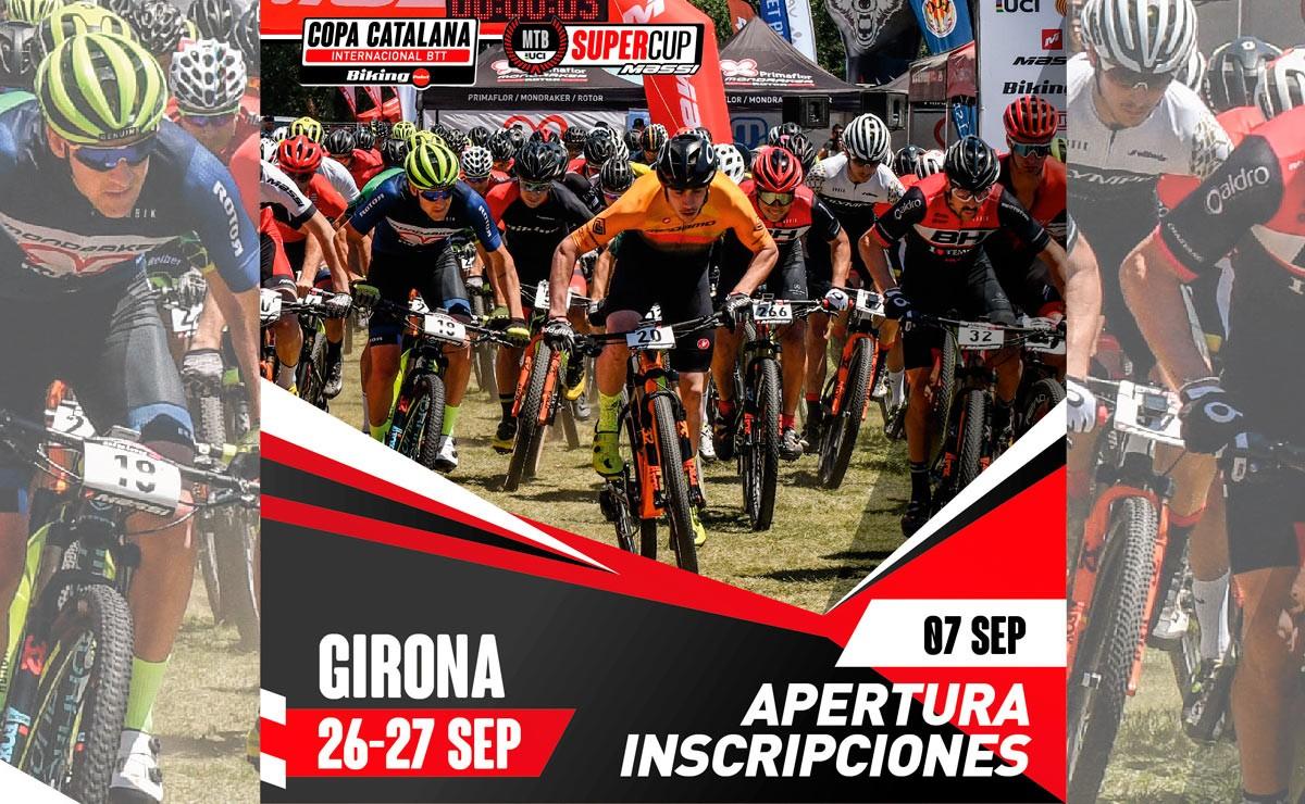 La Super Cup Massi de Girona abre inscripciones