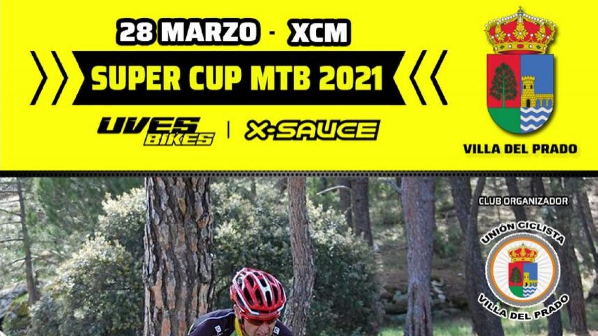 La Super Cup MTB de maratón cierra su calendario 2021 en Villa del Prado
