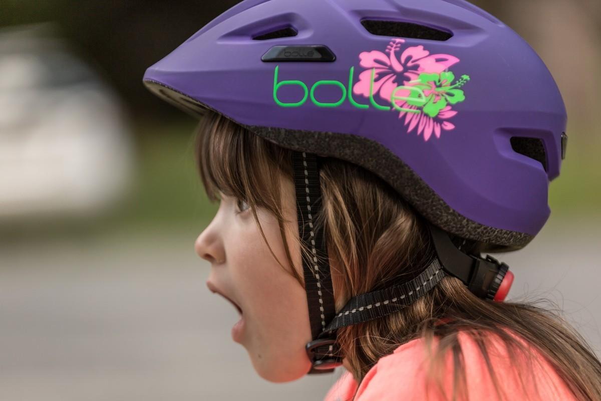 La tecnología Bollé también al alcance de los más pequeños con el casco Stance Jr.