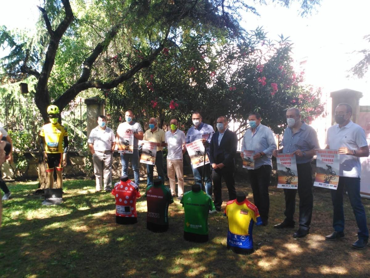La temporada ciclista de carretera regresa mañana con la Vuelta a Zamora