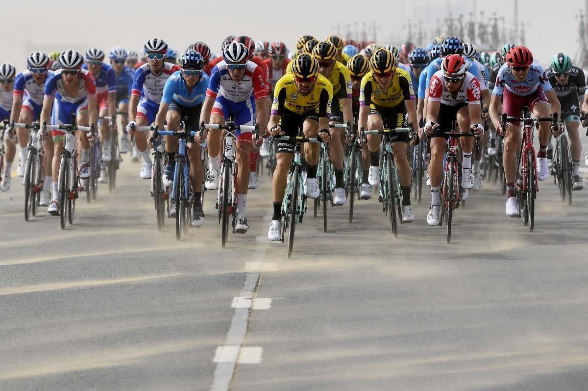 La temporada ciclista World Tour se inicia con el UAE Tour 2021