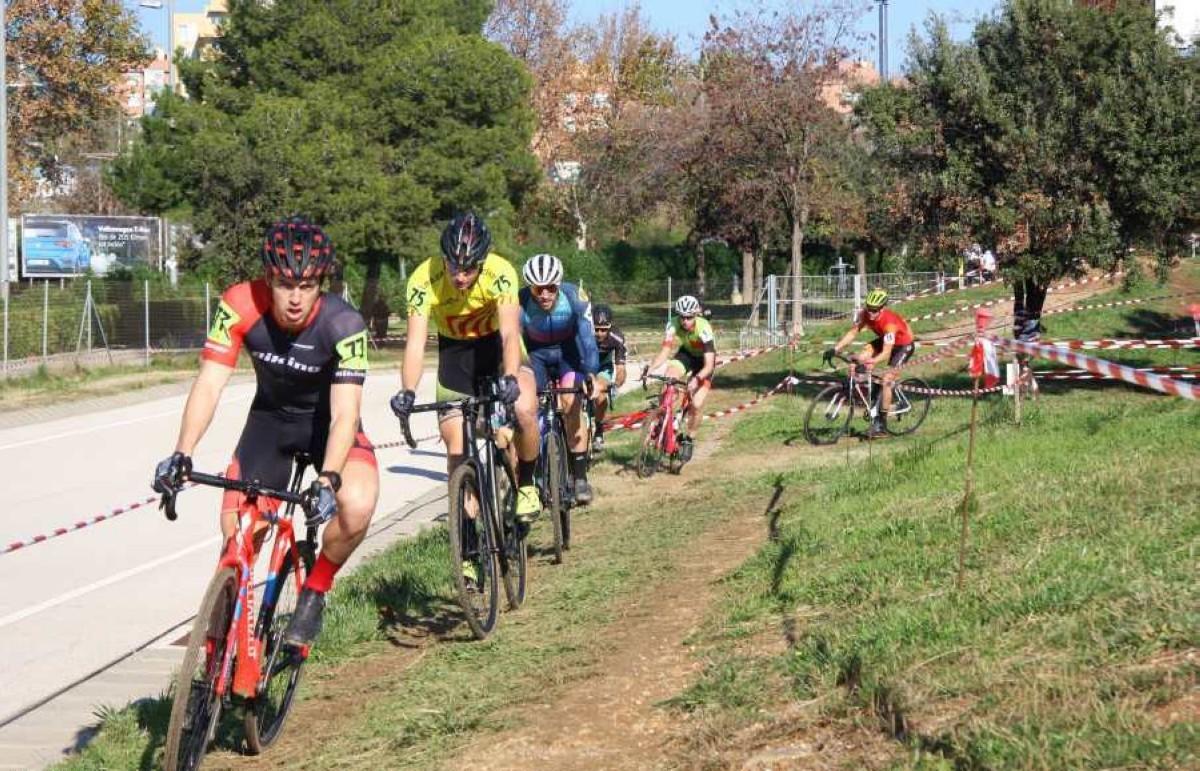 La temporada de ciclocross comienza este fin de semana en Les Franqueses