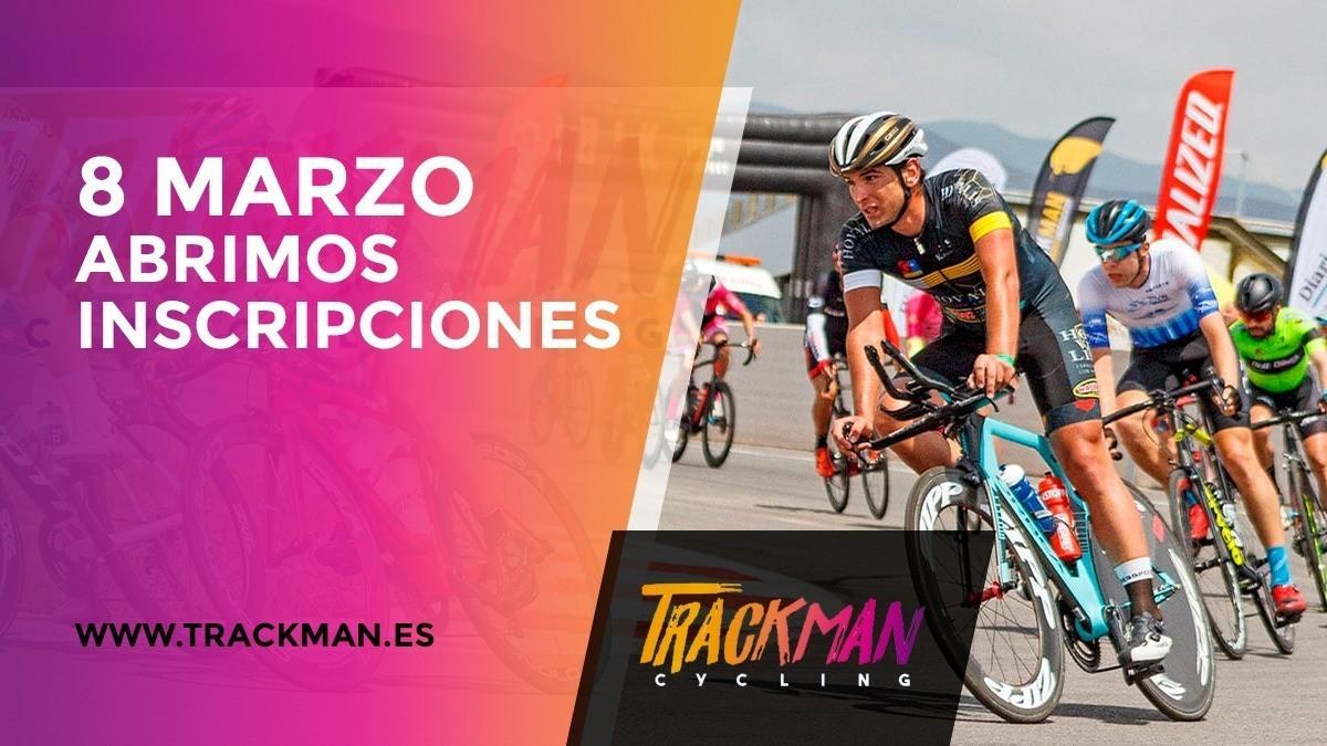 La Trackman Cycling 2021 abre inscripciones a precios reducidos