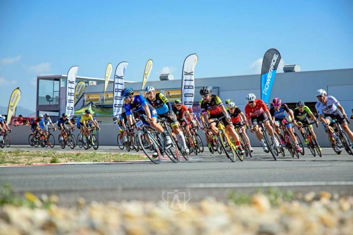 La Trackman Cycling Andalucía Circuit será la sede del Campeonato de España 12H