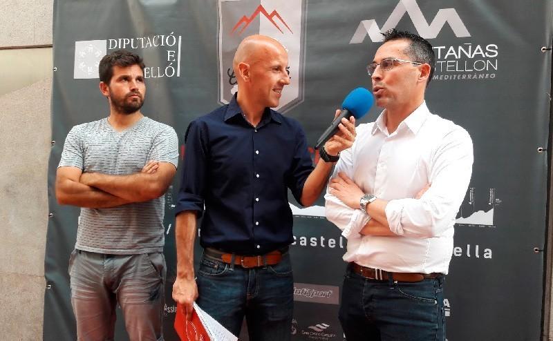 La Volta a Castelló presentó sus credenciales