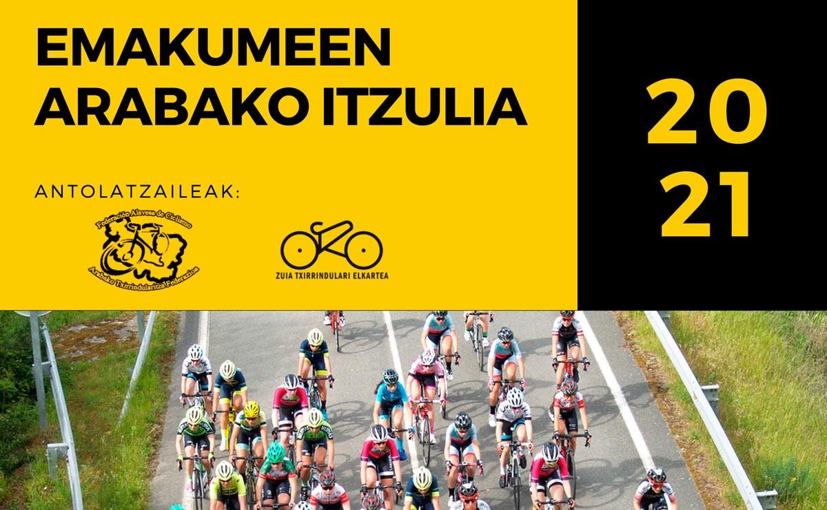 La Vuelta a Alava femenina se celebra este fin de semana