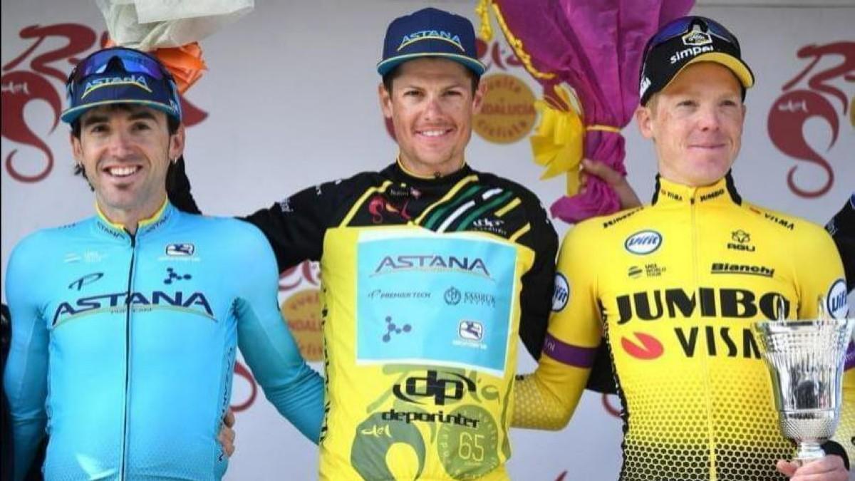 La Vuelta a Andalucía - Ruta del Sol más internacional que nunca
