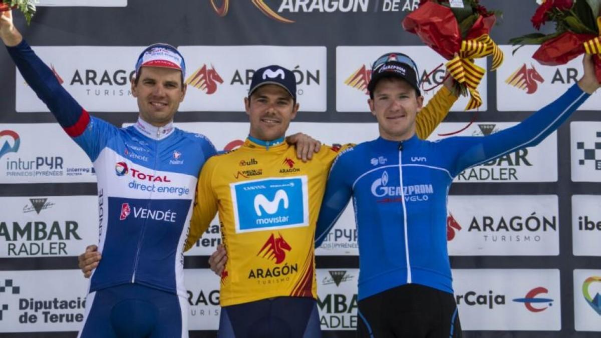 La Vuelta a Aragón no se celebrará el próximo año