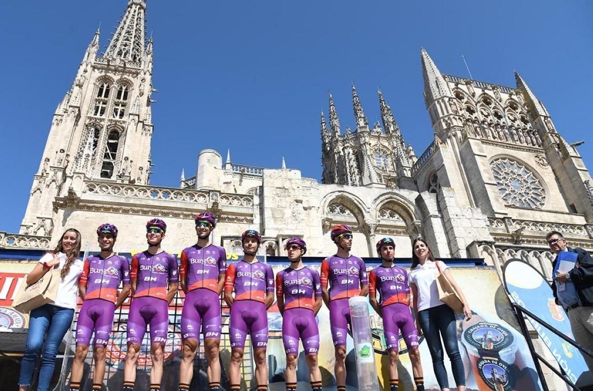 La Vuelta a Burgos recibirá a lo mejor del ciclismo mundial