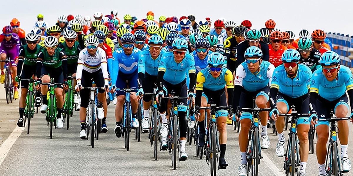 La Vuelta Ciclista a la Región de Murcia cumple su 40 aniversario