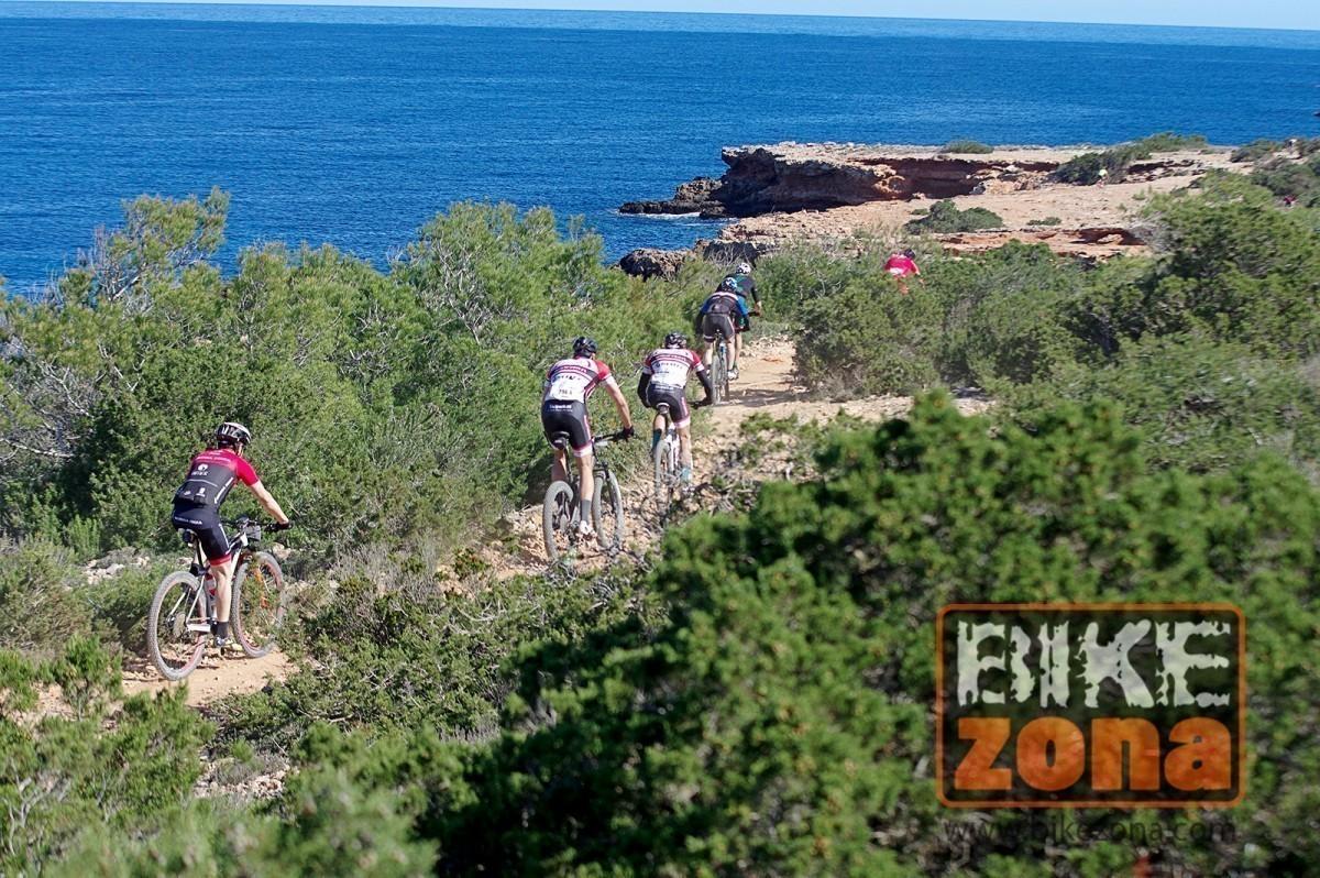 Últimos dorsales disponibles para La Vuelta a Ibiza BTT desde el 26 de junio
