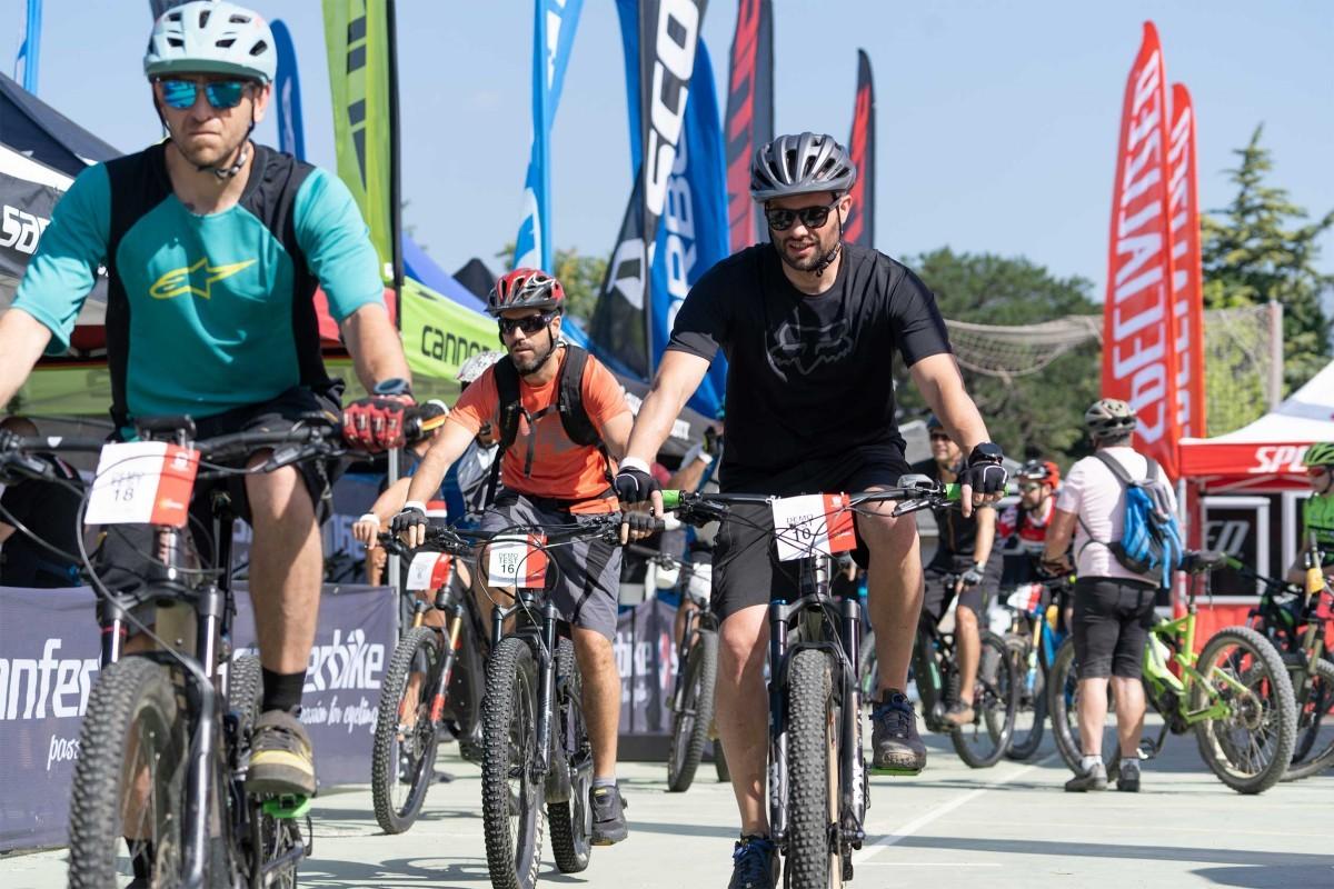 Las bicicletas eléctricas protagonistas en el  Cofidis Madrid eBike City