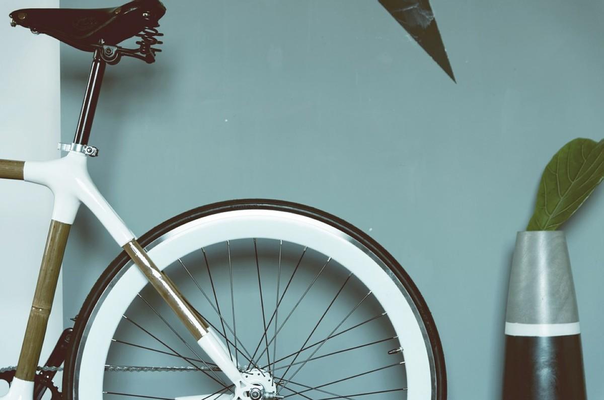 Las bicicletas podrían ayudar a reducir la contaminación con Rolloe
