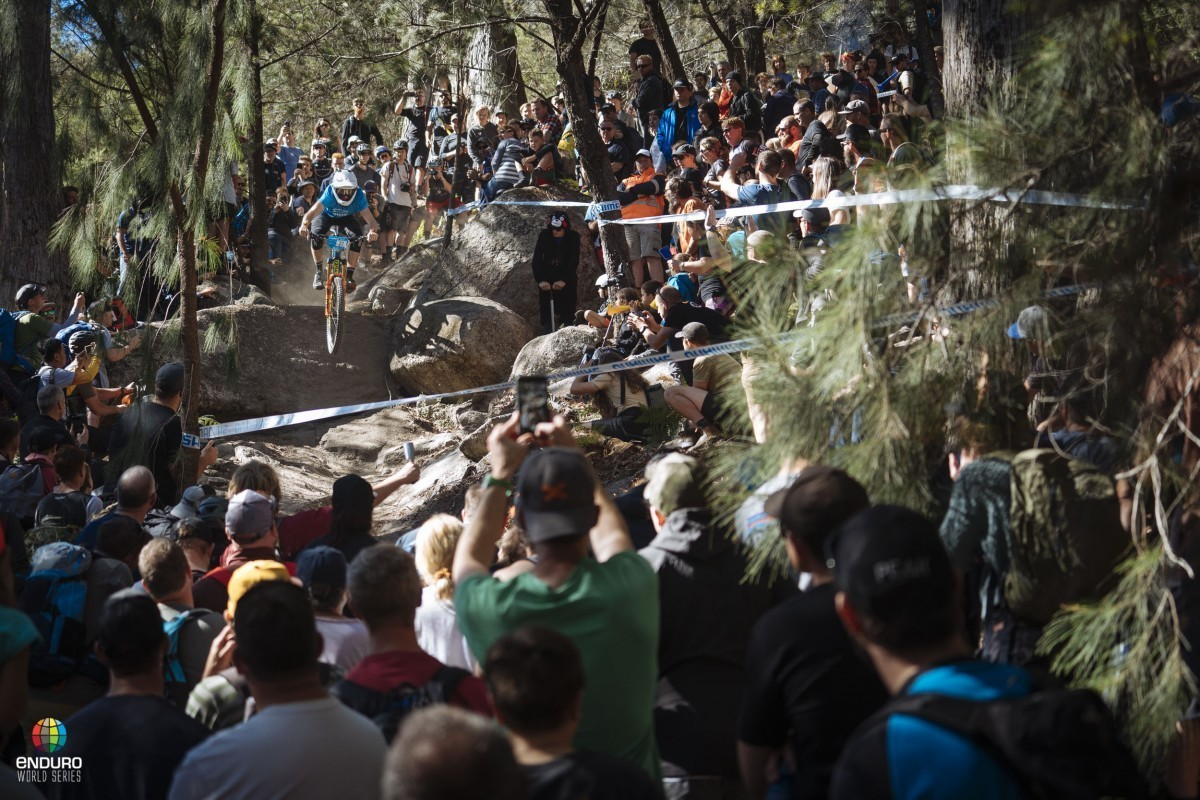 Las Enduro World Series desvelan su calendario para 2021