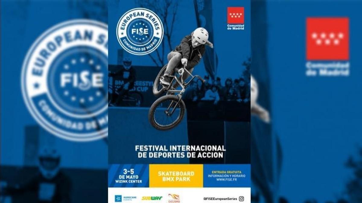 Las FISE European Series comenzarán en Wizink Center de Madrid