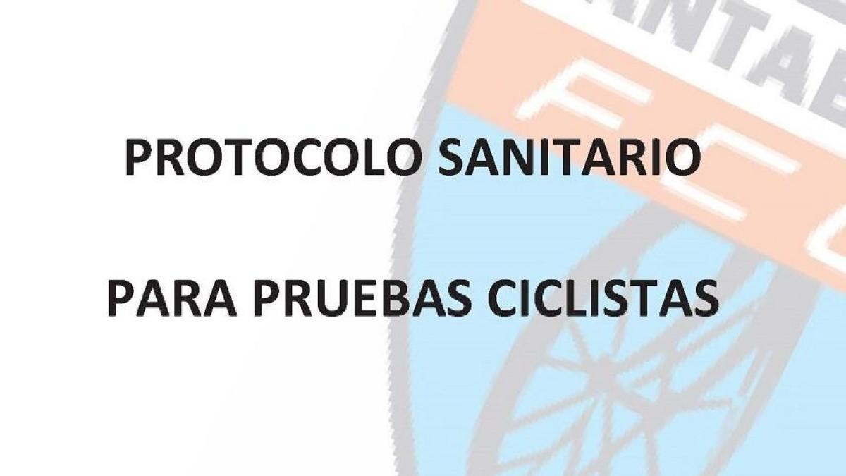 Las pruebas ciclistas volverán a Cantabria el 19 de julio