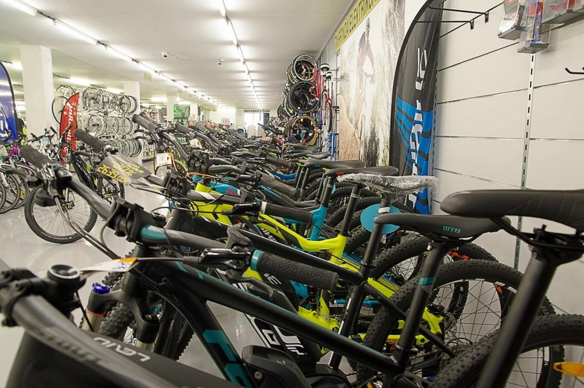 Las tiendas de bicicletas podrán abrir desde el lunes 4 de Mayo con cita previa