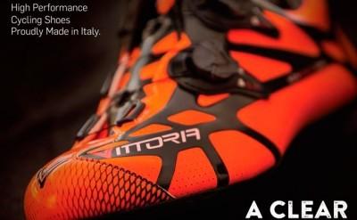 Las zapatillas y cascos Vittoria se dejan ver en el Giro