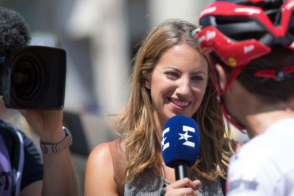Laura Meseguer fichaje TOP para la retransmisión de la Mediterranean Epic