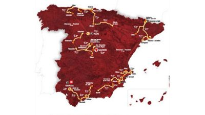 Vuelta a España: Lista de equipos participantes