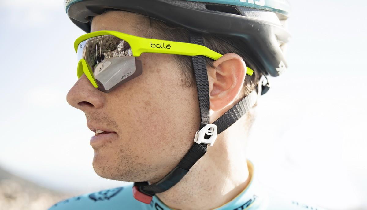 Lentes Volt+ de Bollé: La inteligencia artificial debuta en el Tour de Francia