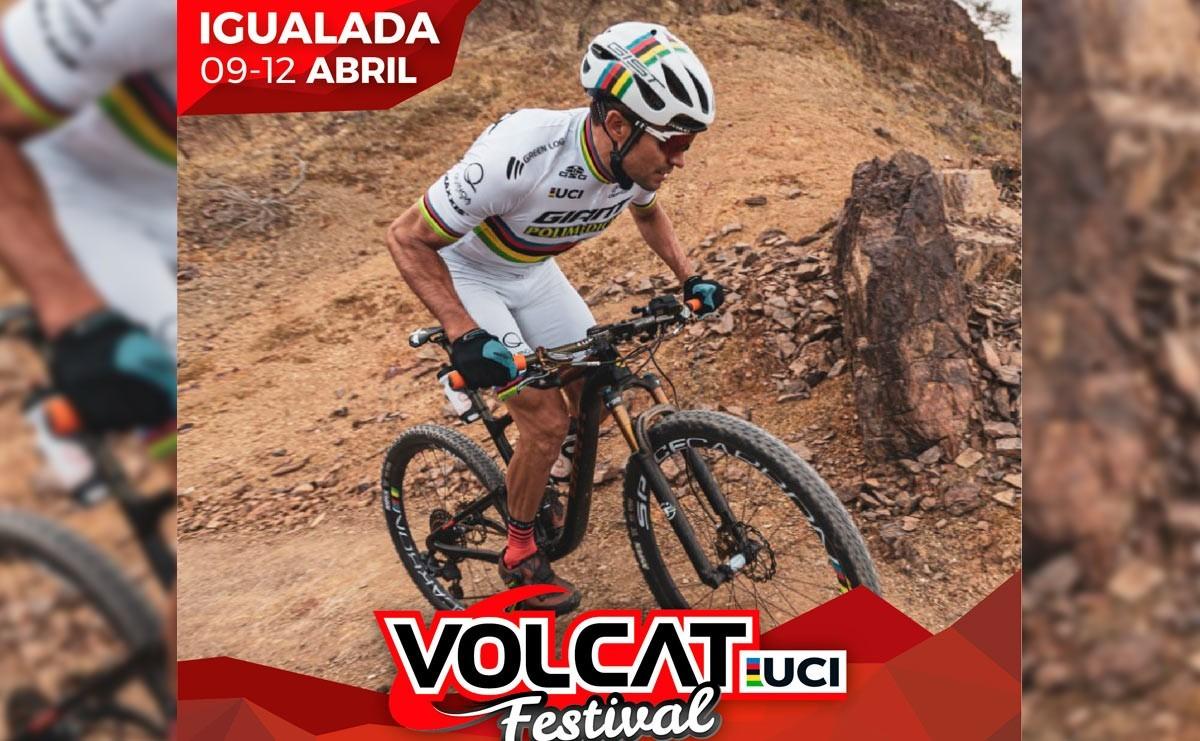 Leonardo Páez vuelve a la VolCAT como campeón del mundo