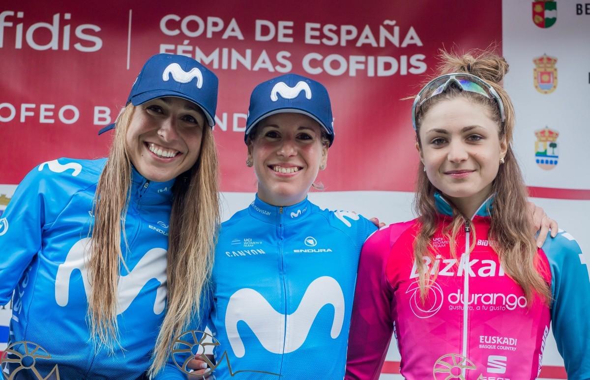 Lorena Llamas gana en Almeria y afianza su liderato en la Copa de España