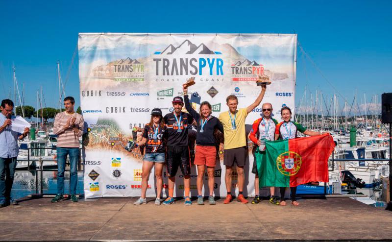 Los 7 dias y las 7 noches de la Transpyr junto a Mónica Carrascosa y Joseba León