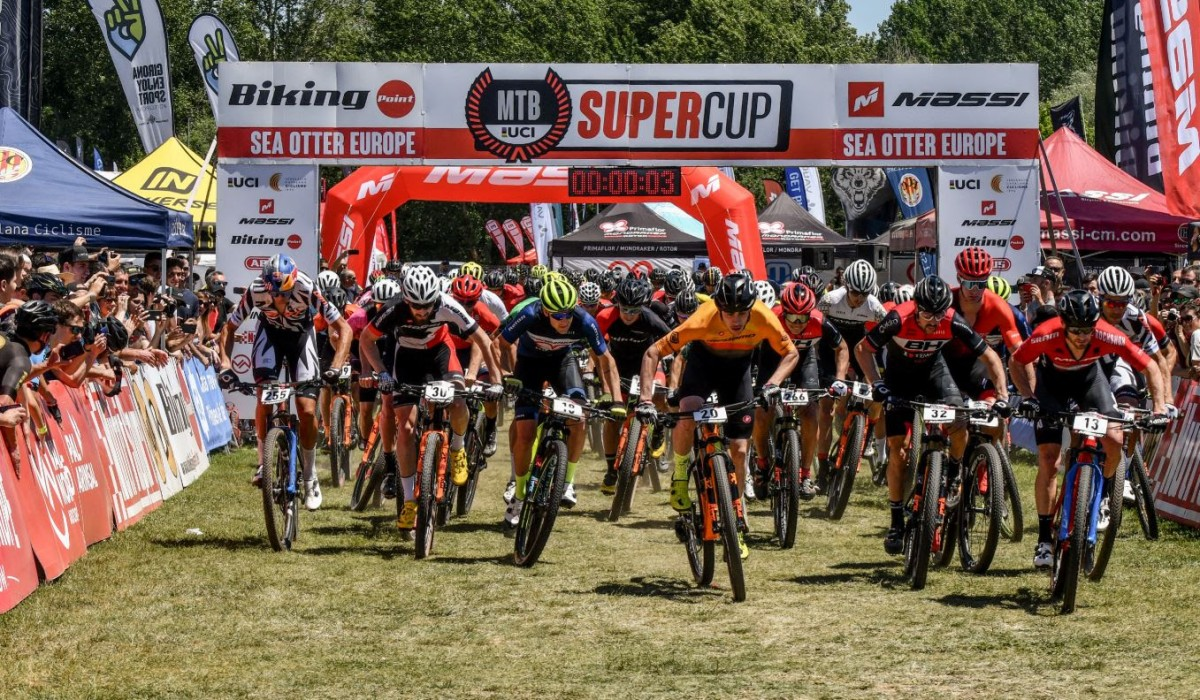 Los bikers olímpicos también pasarán por Sea Otter Europe Costa Brava-Girona Bike Show