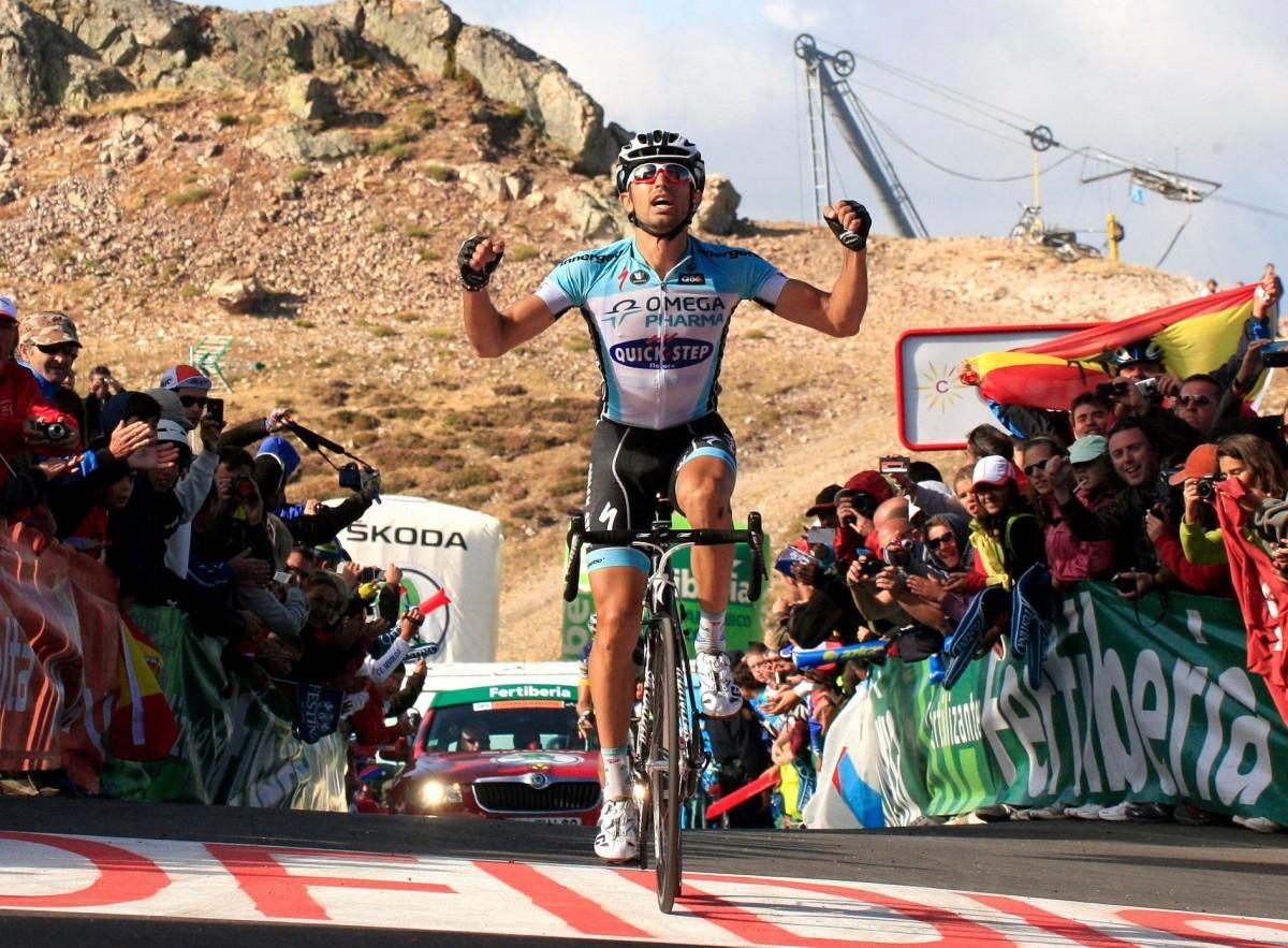 Los finales en alto de La Vuelta 20 serán sin público