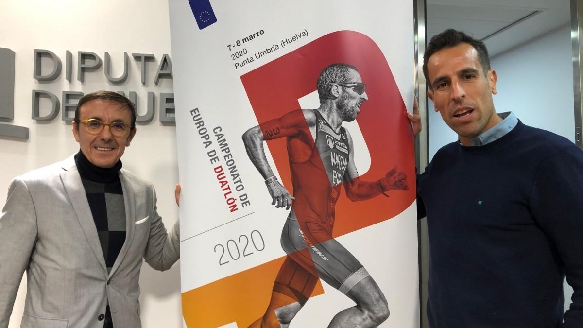 Los mejores duatletas y triatletas europeos se citan en Punta Umbria y Huelva