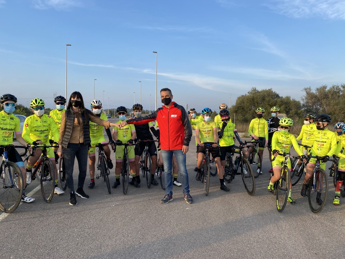Machining meets Cycling by CERATIZIT y ATS España llega a la Comunidad Valenciana