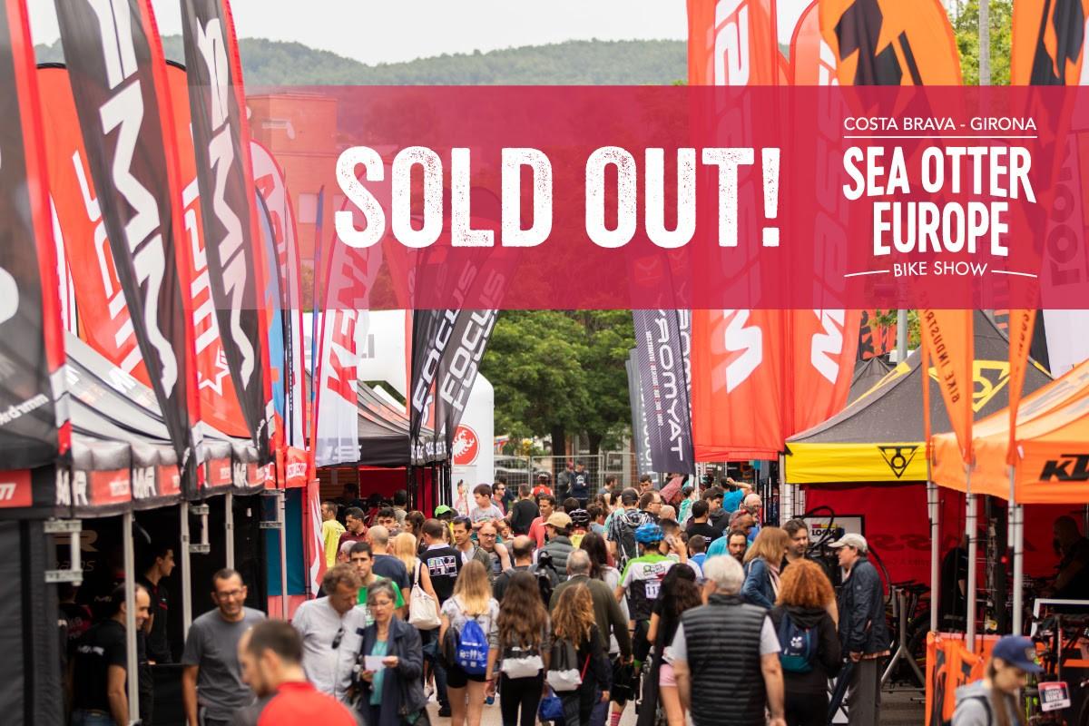 Más de 400 marcas ponen el todo vendido en la Sea Otter Europe Girona Costa Brava
