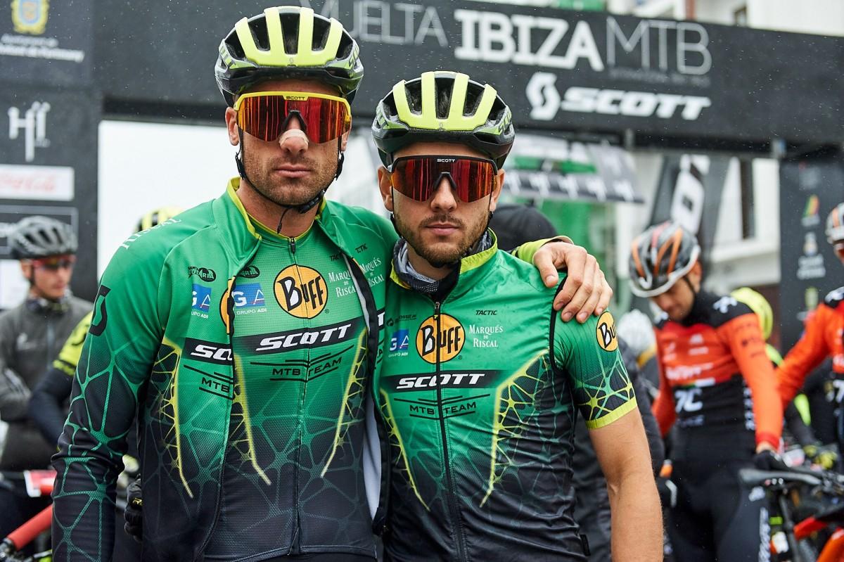 Más rostros conocidos para La Vuelta a Ibiza Scott