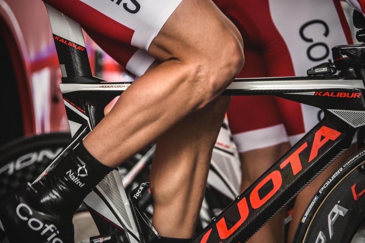 Michelin regresa a la competición de ciclismo en carretera con el Cofidis Solutions
