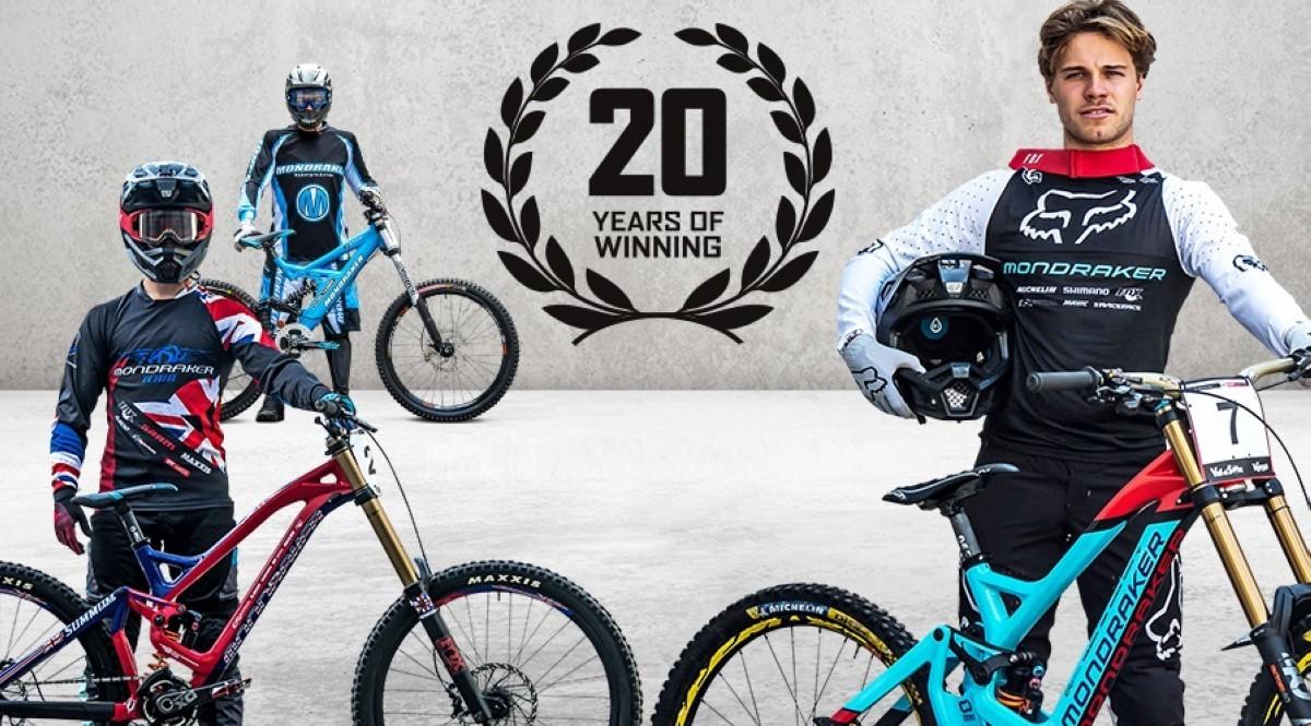 Mondraker 20 años de pasión por el Mountain bike